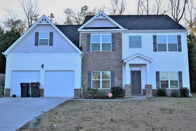 2222 Sunny Day Drive, Hephzibah, GA 30815 (MLS #463709) :: Shannon Rollings Real Estate