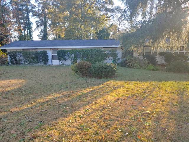 3300 Tanglewood Drive, Augusta, GA 30909 (MLS #463744) :: Shannon Rollings Real Estate