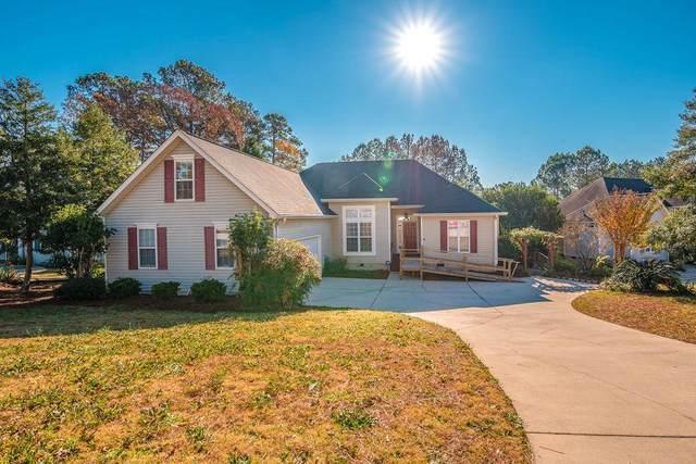 155 Mallard Lake Drive, Aiken, SC 29803 (MLS #463752) :: Better Homes and Gardens Real Estate Executive Partners