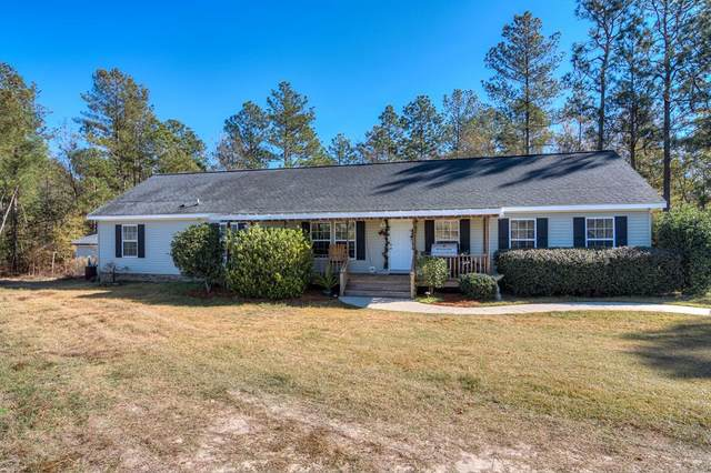 1033 Eve Street, Aiken, SC 29803 (MLS #463761) :: Better Homes and Gardens Real Estate Executive Partners