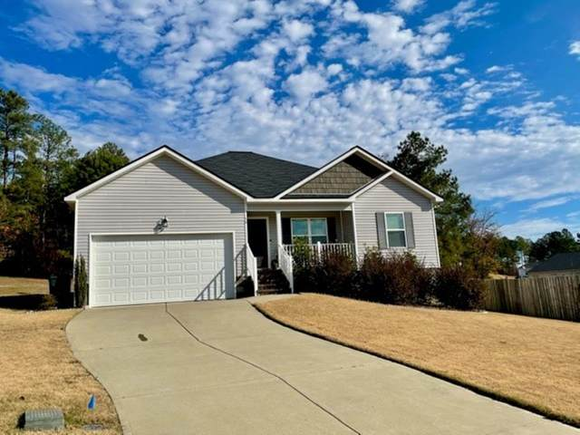 16 Juno Way, North Augusta, SC 29860 (MLS #463781) :: Better Homes and Gardens Real Estate Executive Partners