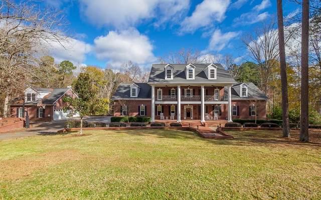 305 Walton Mill Road, Appling, GA 30802 (MLS #463867) :: Shannon Rollings Real Estate