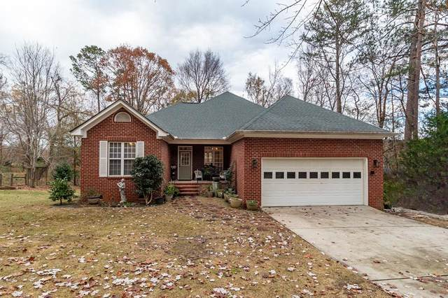457 Sugarcreek Drive, Grovetown, GA 30813 (MLS #463871) :: Young & Partners