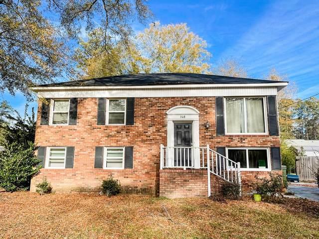 308 Lee Drive, Thomson, GA 30824 (MLS #463878) :: Melton Realty Partners
