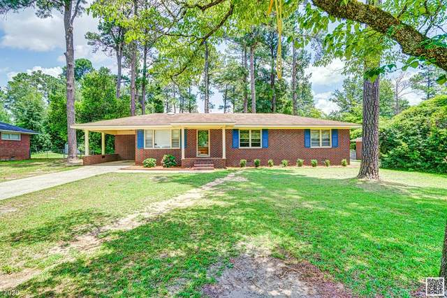 631 Cherokee Drive, Waynesboro, GA 30830 (MLS #463902) :: Better Homes and Gardens Real Estate Executive Partners