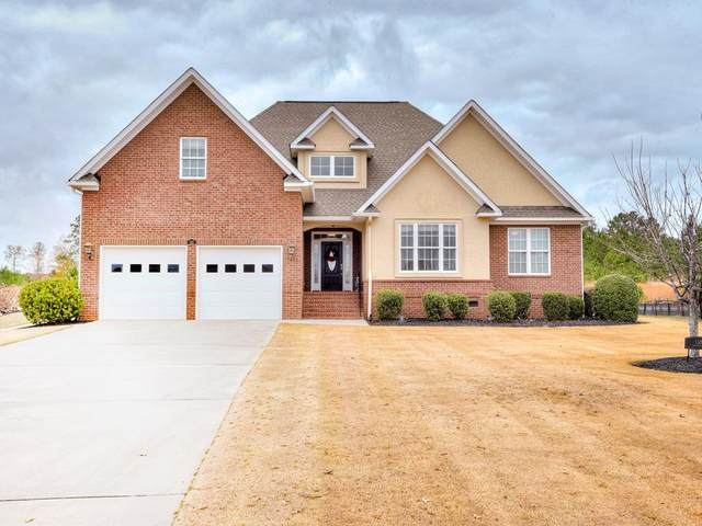 130 Fitzsimmons Drive, North Augusta, SC 29860 (MLS #463927) :: Tonda Booker Real Estate Sales