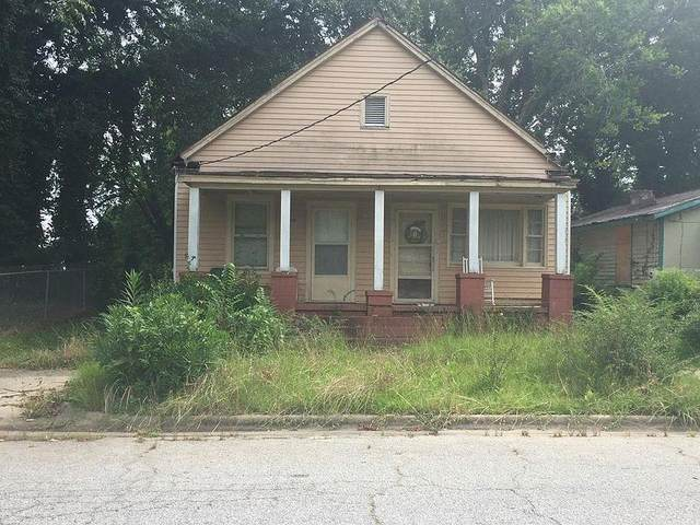 1228 Dugas Street, Augusta, GA 30901 (MLS #463956) :: Better Homes and Gardens Real Estate Executive Partners