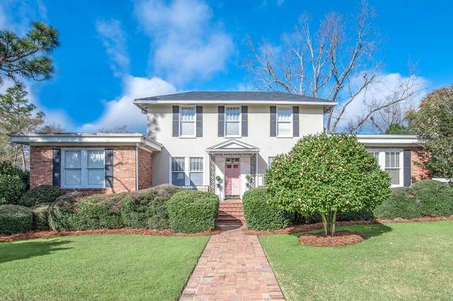 231 Fairlane Drive, North Augusta, SC 29841 (MLS #464071) :: Young & Partners