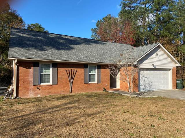 424 Pine Butte Lane, North Augusta, SC 29841 (MLS #464075) :: For Sale By Joe   Meybohm Real Estate