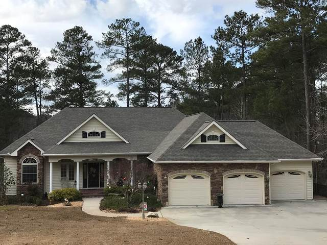 517 Albemarle Lane, McCormick, SC 29835 (MLS #464131) :: Tonda Booker Real Estate Sales