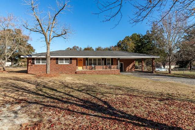 660 Griffin Street, Gibson, GA 30810 (MLS #464159) :: Young & Partners