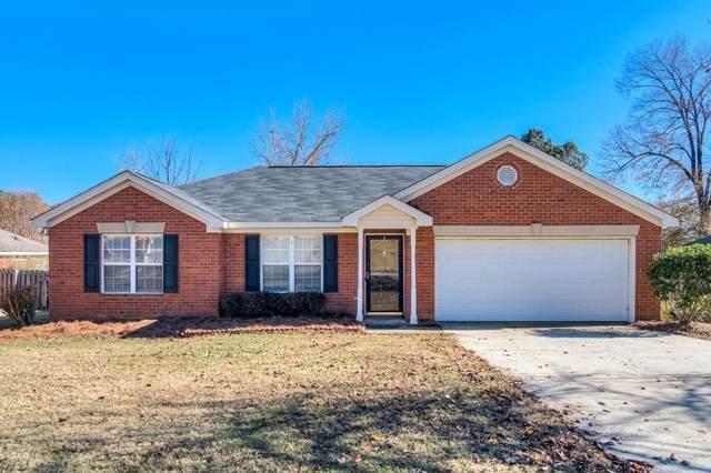 1325 Maple Leaf Court, Evans, GA 30809 (MLS #464160) :: For Sale By Joe | Meybohm Real Estate
