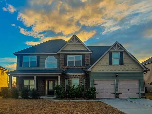 2955 Clarkston Drive, Augusta, GA 30909 (MLS #464226) :: Young & Partners