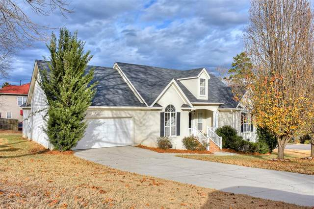 155 N North Hills Drive, North Augusta, SC 29841 (MLS #464230) :: Better Homes and Gardens Real Estate Executive Partners