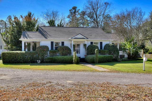 1215 SE South Boundary Avenue, Aiken, SC 29801 (MLS #464246) :: Shaw & Scelsi Partners