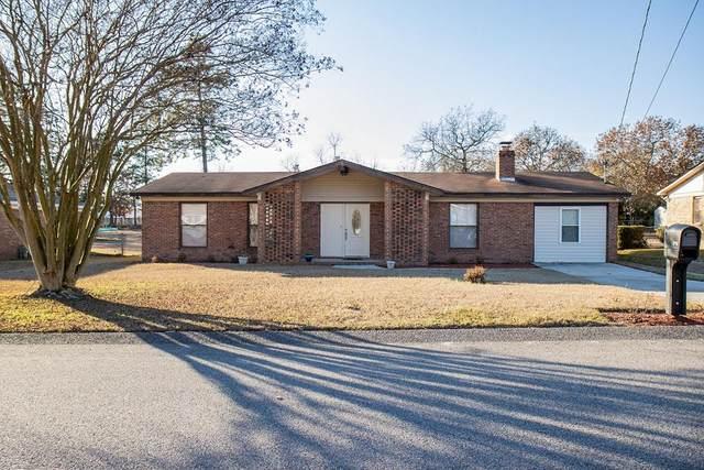 3711 Hickory Cove Road, Hephzibah, GA 30815 (MLS #464249) :: REMAX Reinvented | Natalie Poteete Team