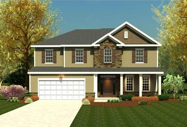 444 Arrowwood Drive, Grovetown, GA 30813 (MLS #464252) :: Shaw & Scelsi Partners