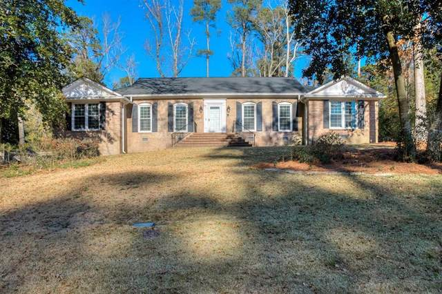 3219 Lake Forest Drive, Augusta, GA 30909 (MLS #464260) :: Melton Realty Partners