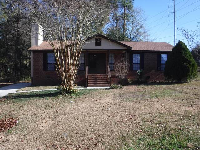 3406 Notting Drive, Augusta, GA 30906 (MLS #464261) :: REMAX Reinvented | Natalie Poteete Team
