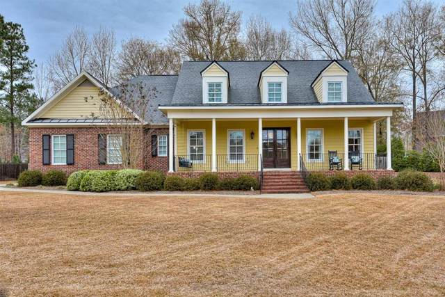 1009 Peninsula Crossing, Evans, GA 30809 (MLS #464310) :: REMAX Reinvented | Natalie Poteete Team