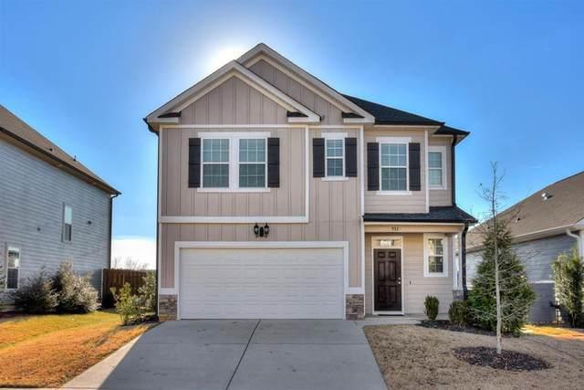 933 Glenhaven Drive, Evans, GA 30809 (MLS #464313) :: REMAX Reinvented   Natalie Poteete Team