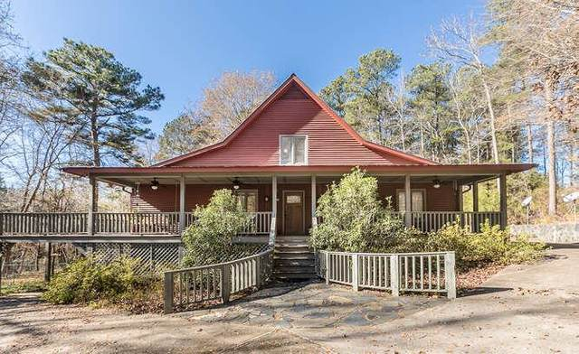 18 Forest Drive, Clarks Hill, SC 29821 (MLS #464330) :: Tonda Booker Real Estate Sales
