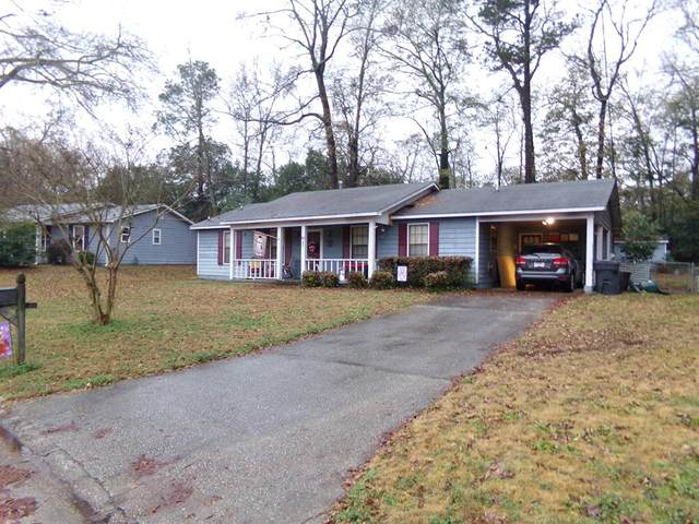 371 Park Way Drive, Martinez, GA 30907 (MLS #464337) :: Tonda Booker Real Estate Sales