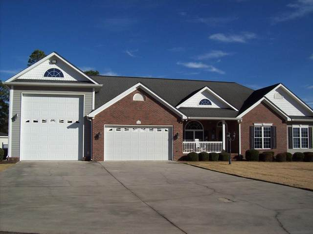 5250 Pleasant Pointe Drive, Warrenville, SC 29851 (MLS #464376) :: Shaw & Scelsi Partners