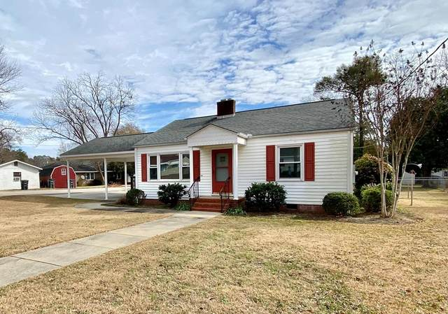 103 Legion Drive, Waynesboro, GA 30830 (MLS #464391) :: Better Homes and Gardens Real Estate Executive Partners