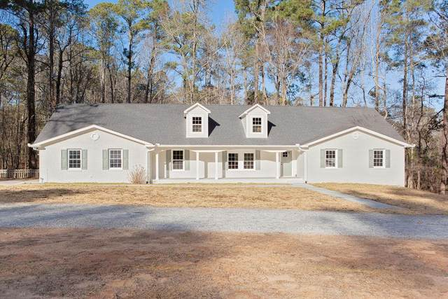5109 Columbia Road, Grovetown, GA 30817 (MLS #464440) :: Young & Partners