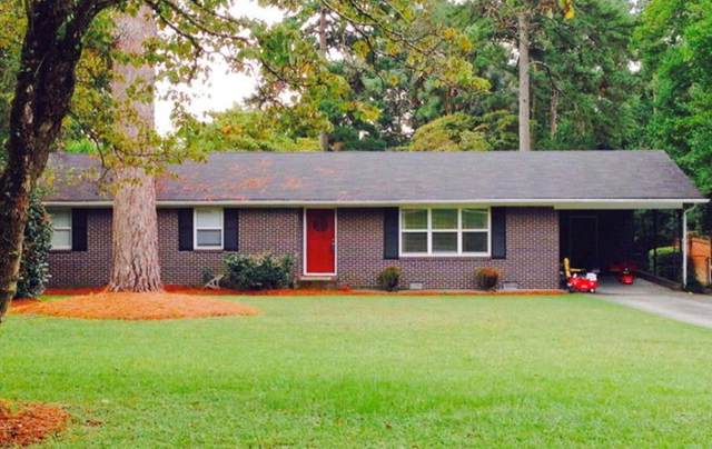 1807 Courtney Drive, North Augusta, SC 29841 (MLS #464449) :: Melton Realty Partners