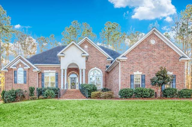 1024 Blackheath Court, Aiken, SC 29803 (MLS #464457) :: Melton Realty Partners