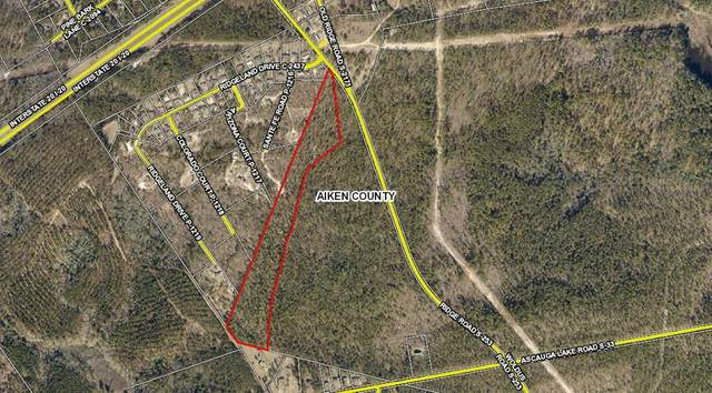 0 Old Ridge Road, North Augusta, SC 29841 (MLS #464478) :: Young & Partners