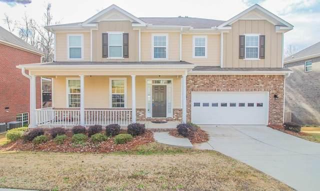 1647 Jamestown Avenue, Evans, GA 30809 (MLS #464490) :: REMAX Reinvented | Natalie Poteete Team