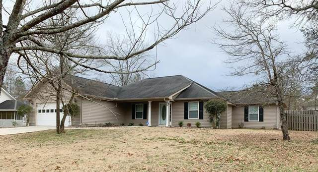 651 Sudlow Lake Road, North Augusta, SC 29841 (MLS #464533) :: Young & Partners
