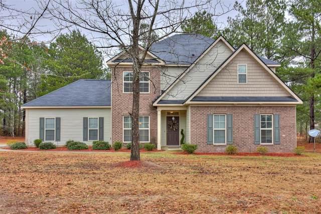 1360 Oakridge Plantation Road, Hephzibah, GA 30815 (MLS #464543) :: Better Homes and Gardens Real Estate Executive Partners