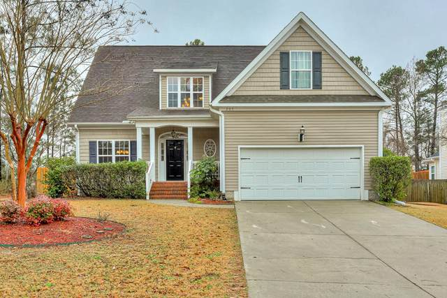 205 Archdale Drive, Aiken, SC 29803 (MLS #464547) :: Young & Partners