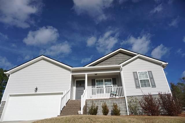 36 Maui Lane, North Augusta, SC 29860 (MLS #464551) :: Southeastern Residential