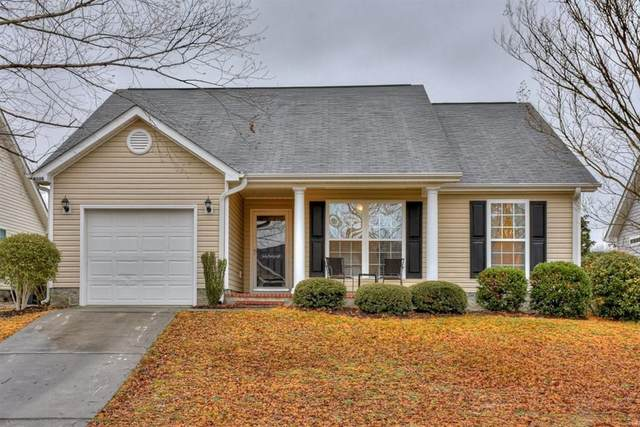 4038 Stone Pass Drive, Graniteville, SC 29829 (MLS #464553) :: Better Homes and Gardens Real Estate Executive Partners