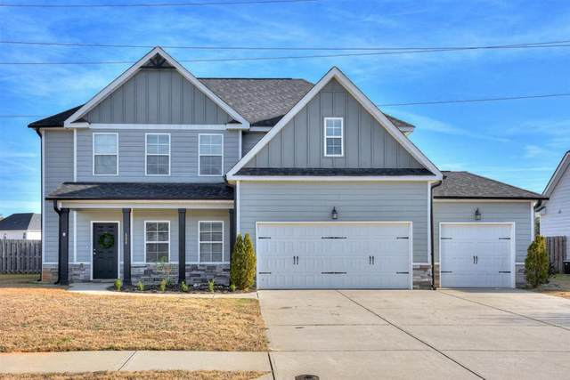 520 Brigadier Landing, Grovetown, GA 30813 (MLS #464593) :: Better Homes and Gardens Real Estate Executive Partners