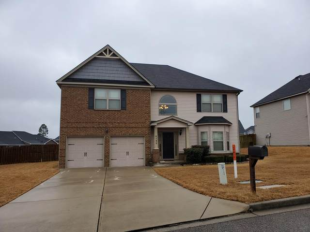 4938 Coal Creek Drive, Graniteville, SC 29829 (MLS #464604) :: Shaw & Scelsi Partners