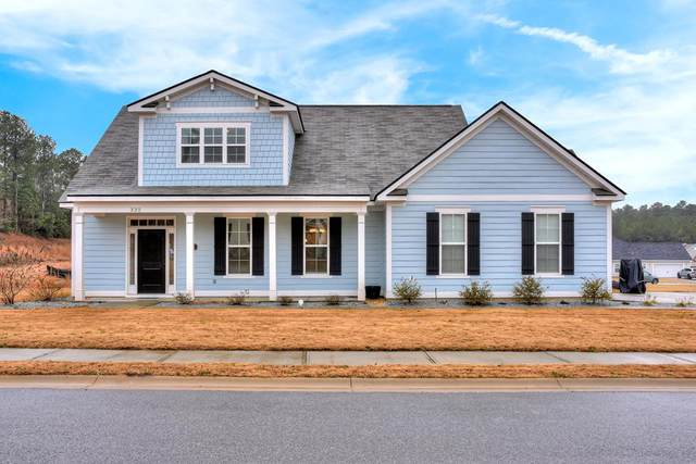 332 Grady Drive, Harlem, GA 30814 (MLS #464642) :: Tonda Booker Real Estate Sales