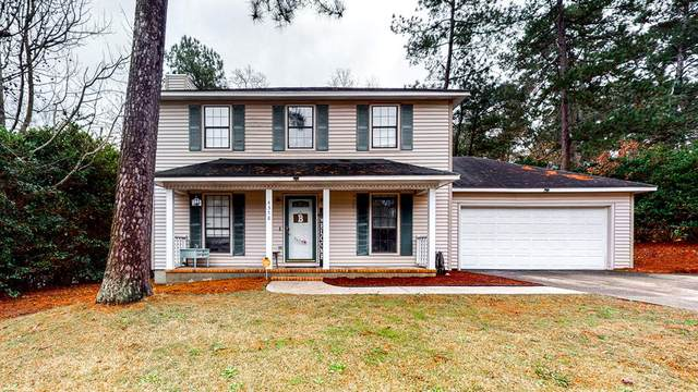4378 Feather Court, Martinez, GA 30907 (MLS #464648) :: Better Homes and Gardens Real Estate Executive Partners