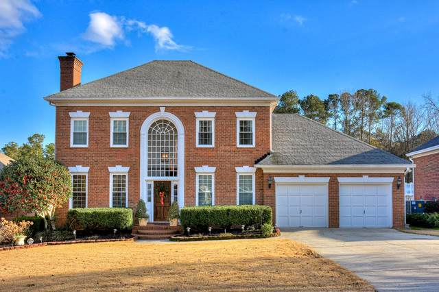 836 Park Chase Drive, Evans, GA 30809 (MLS #464664) :: Shannon Rollings Real Estate