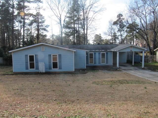 124 Glenora Drive, Augusta, GA 30907 (MLS #464673) :: Southeastern Residential