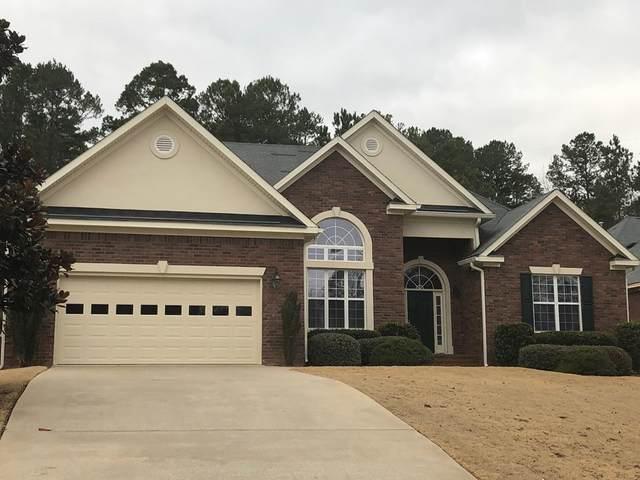 731 Harrison Drive, Evans, GA 30809 (MLS #464677) :: Southeastern Residential