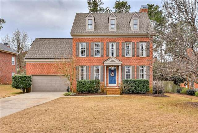 1367 Montrose Place, Evans, GA 30809 (MLS #464679) :: Better Homes and Gardens Real Estate Executive Partners