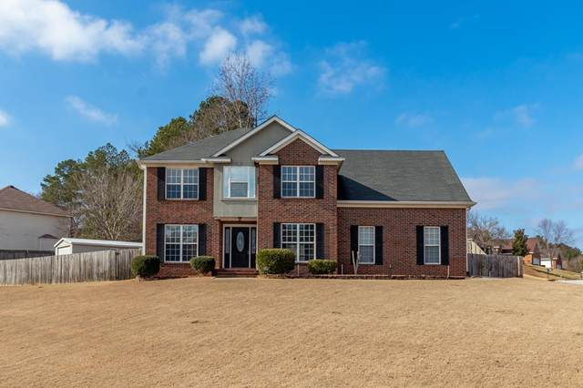 4893 Orchard Hill Drive, Grovetown, GA 30813 (MLS #464690) :: Southeastern Residential