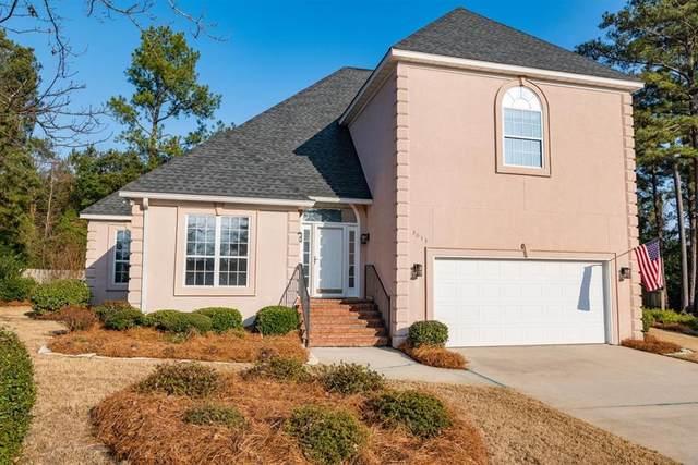 3033 Hillcreek Drive, Augusta, GA 30909 (MLS #464694) :: Southeastern Residential