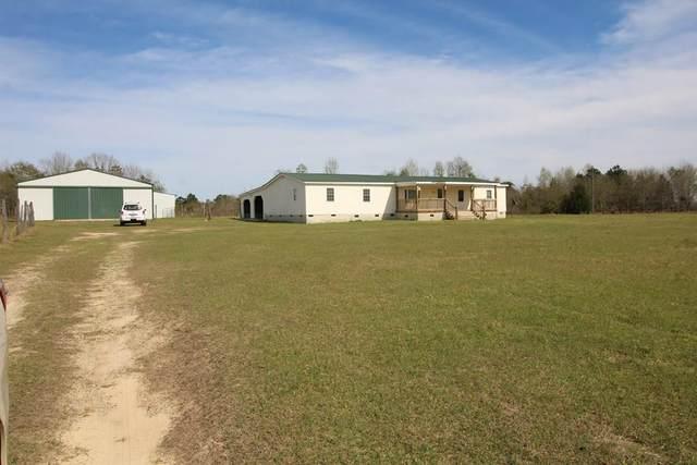 143 Thomas Road, Waynesboro, GA 30830 (MLS #464701) :: Melton Realty Partners